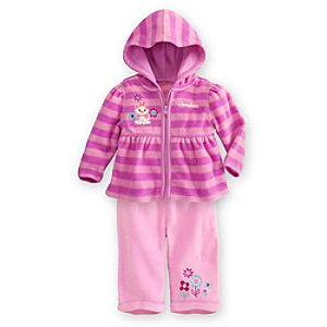 Marie Hoodie and Pants Set for Baby - Personalizable