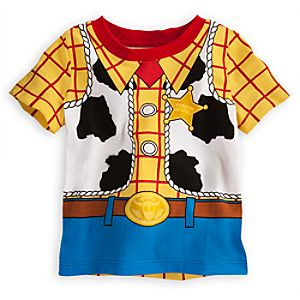 Woody Costume Tee for Baby