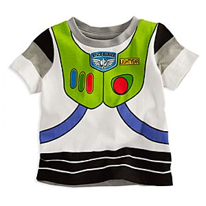 Buzz Lightyear Costume Tee for Baby