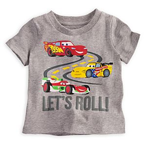 Cars Tee for Baby