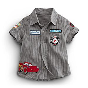 Lightning McQueen Shirt for Baby