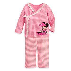 Minnie Mouse Top and Pants Set for Baby