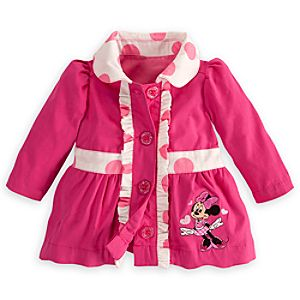 Minnie Mouse Coat for Baby