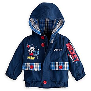 Mickey Mouse Jacket for Baby - Personalizable