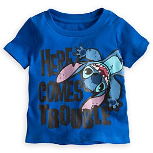 Stitch Tee for Baby