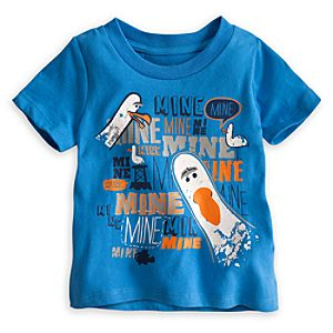 Seagulls Tee for Baby - Finding Nemo
