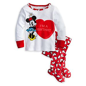 Minnie Mouse PJ Pal for Baby