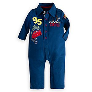 Cars Coverall for Baby