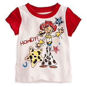 Jessie Tee for Baby - Toy Story