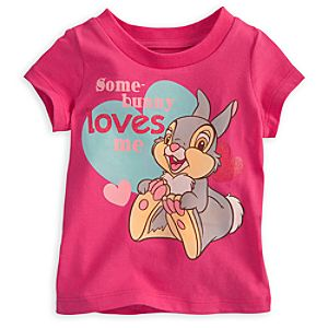 Thumper Tee for Baby - Bambi