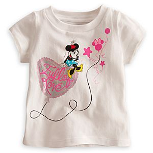Minnie Mouse Tee for Baby