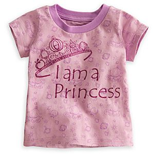 Disney Princess Tee for Baby