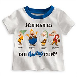 Dwarfs Tee for Baby
