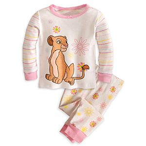 The Lion King Nala PJ Pal for Baby