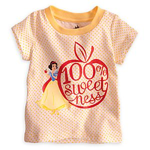 Snow White Tee for Baby