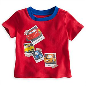 Cars Ringer Tee for Baby