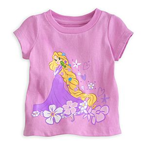 Rapunzel Tee for Baby
