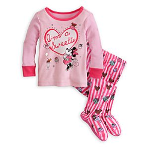 Minnie Mouse Sweets PJ Pal for Baby