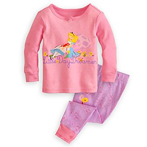 Alice in Wonderland PJ Pal for Baby