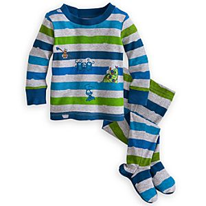 A Bugs Life PJ Pal for Baby