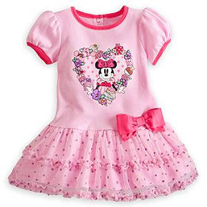 Minnie Mouse Ballet Dress for Baby