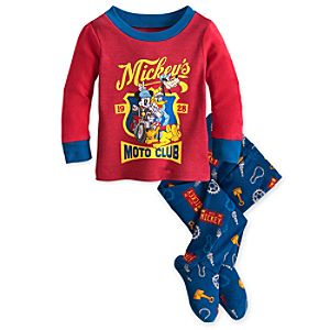 Mickey Mouse Moto Club PJ Pal for Baby