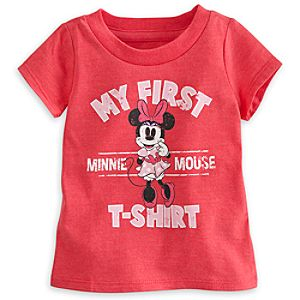 My First Minnie Mouse Tee for Baby