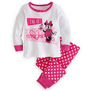 Minnie Mouse Cutie Pie PJ Pal for Baby