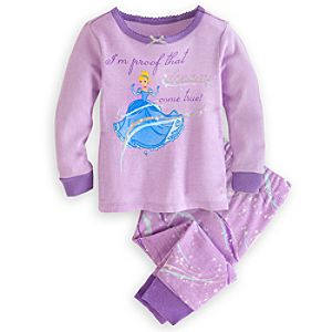 Cinderella Dreams PJ Pal for Baby