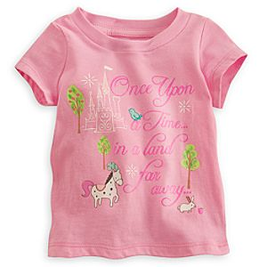 Disney Princess Graphic Tee for Baby