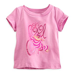 Cheshire Cat Tee for Baby