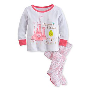 Disney Princess PJ Pal for Baby
