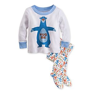 The Jungle Book PJ Pal for Baby