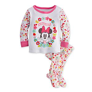 Minnie Mouse Love Me PJ Pal for Baby