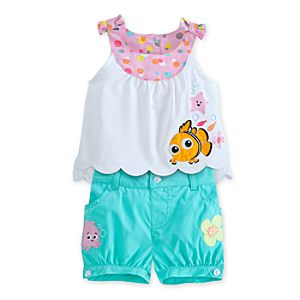 Nemo Tank and Shorts Set for Baby