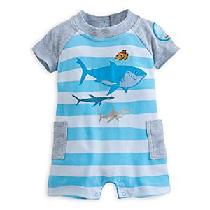 Nemo Romper for Baby