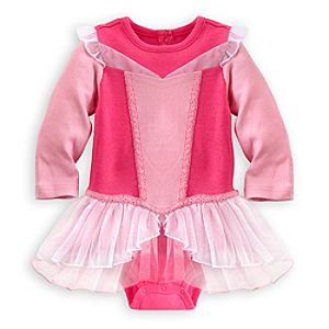Aurora Disney Cuddly Bodysuit Costume for Baby