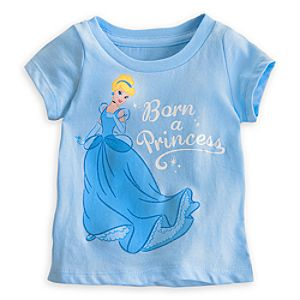 Cinderella Tee for Baby