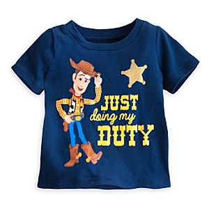 Woody Tee for Baby
