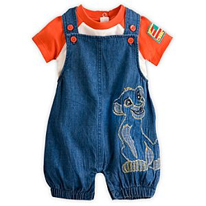 Simba Dungaree Set for Baby