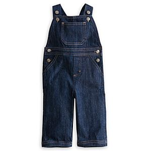 Mickey Mouse Denim Dungarees for Baby
