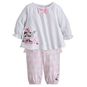 Minnie Mouse Knit Set for Baby