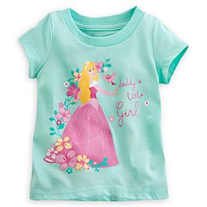 Aurora Tee for Baby - Sleeping Beauty