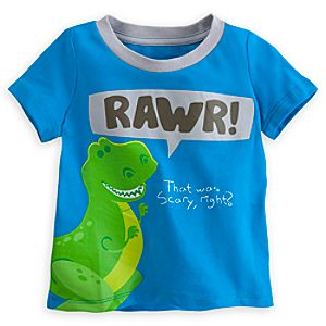 Rex Ringer Tee for Baby - Toy Story