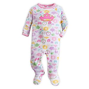 Disney Princess Stretchie Sleeper for Baby