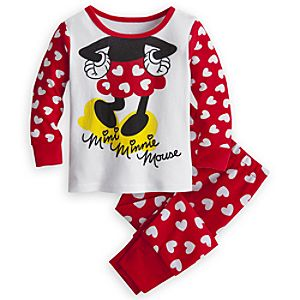 Minnie Mouse Autograph PJ Pal for Baby