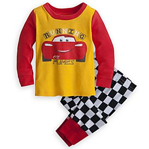 Lightning McQueen PJ Pal for Baby