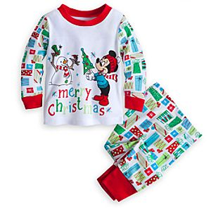Mickey Mouse PJ Pal for Baby - Holiday