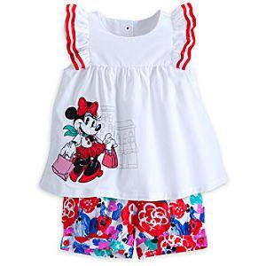 Minnie Mouse City Style Dress Set