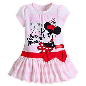 Minnie Mouse Love Knit Dress for Baby